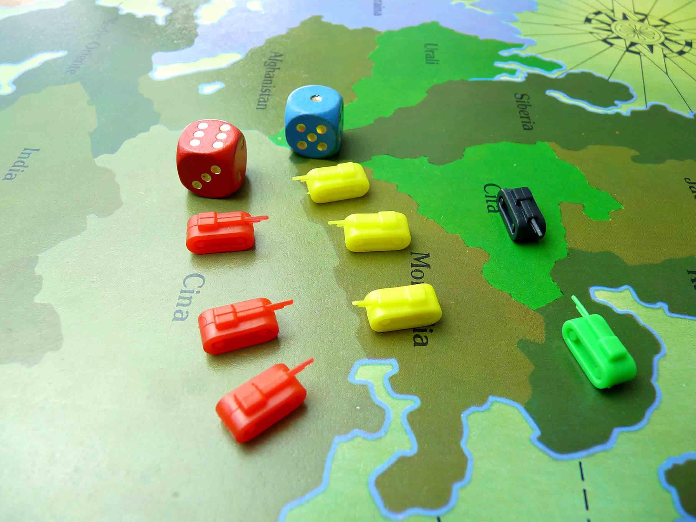 strategia per giocare a risiko