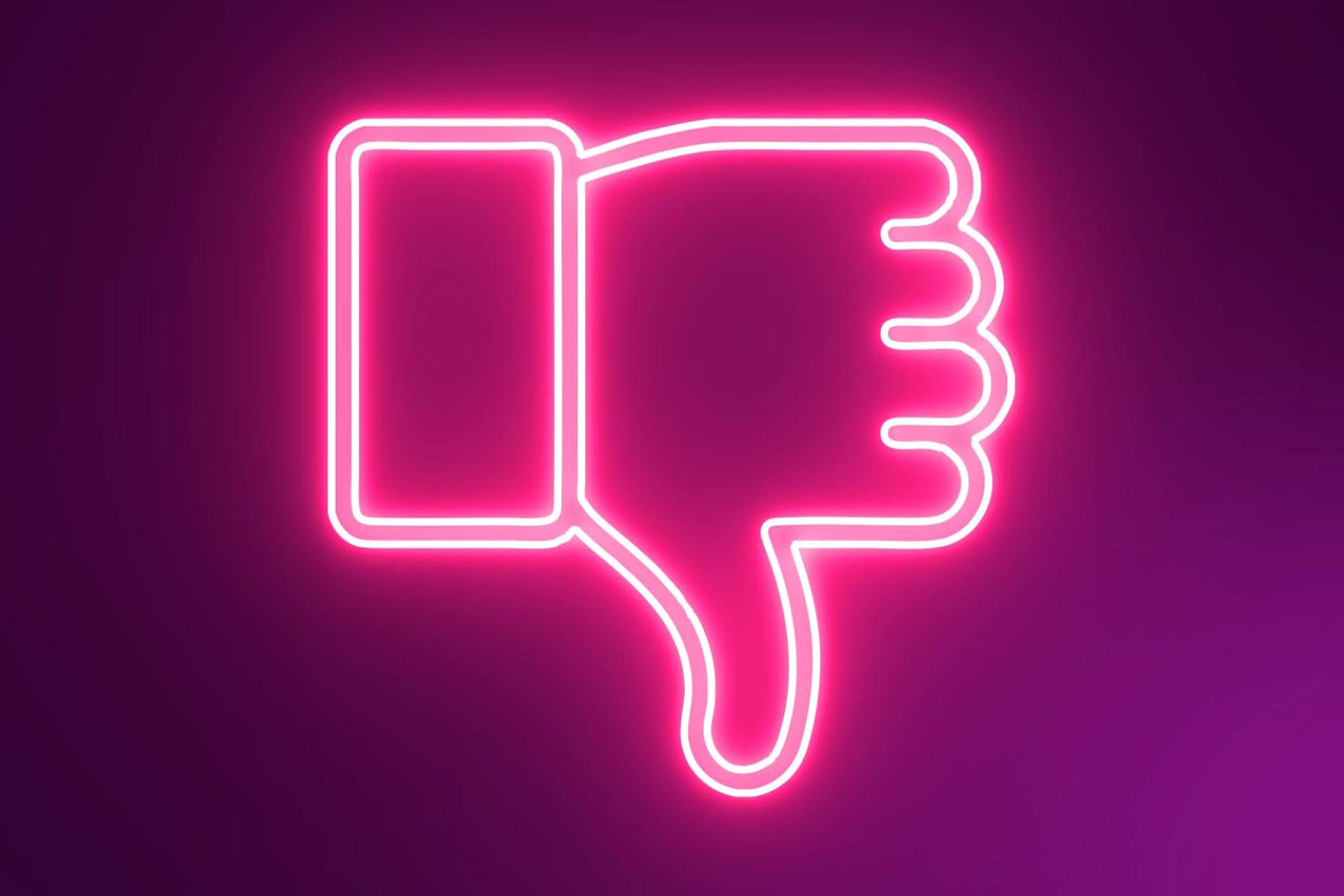 la tua pagina facebook non funziona